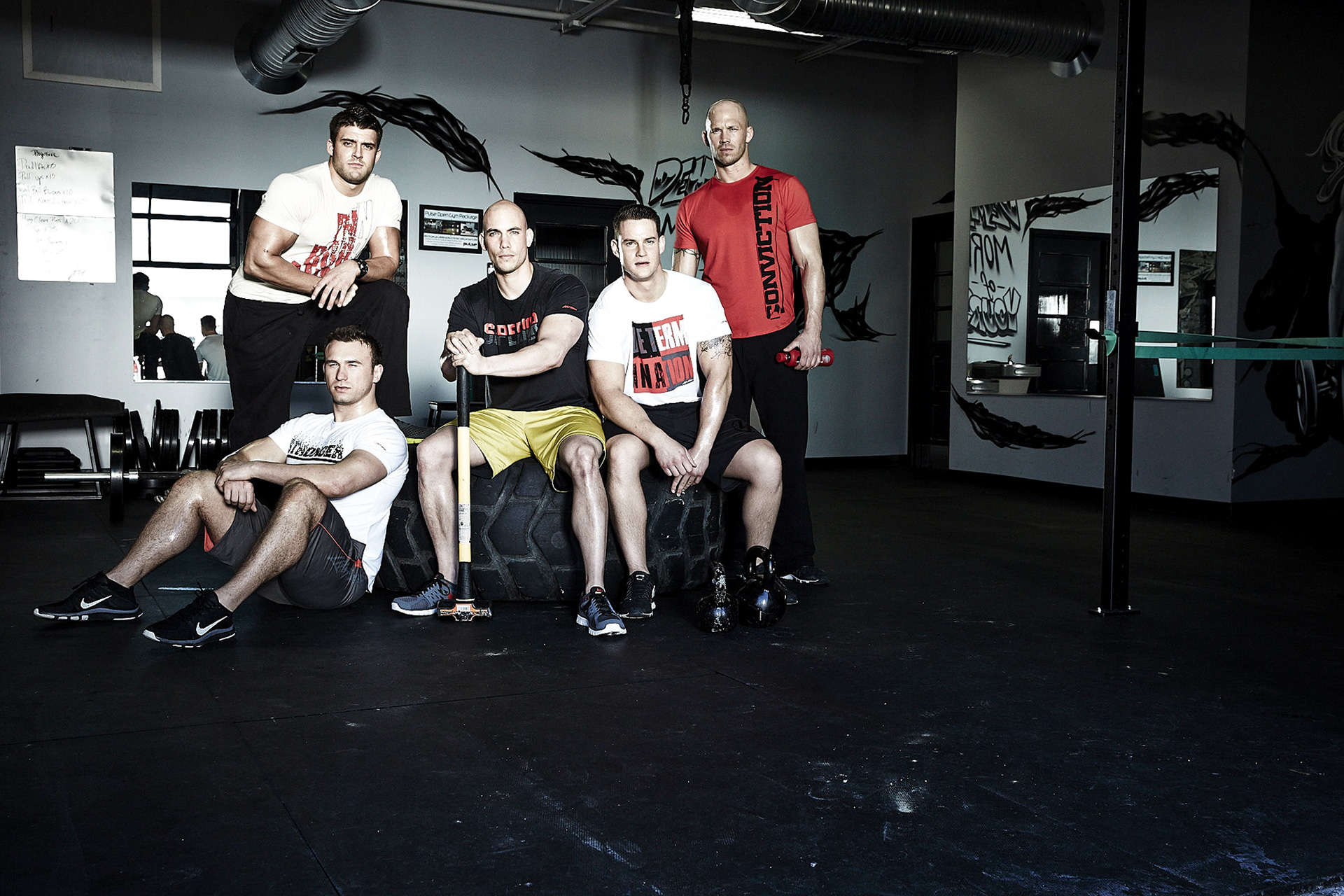 Life Fitness Apparel Campaign