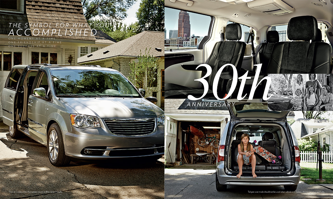Chrysler Town and Country Catalog