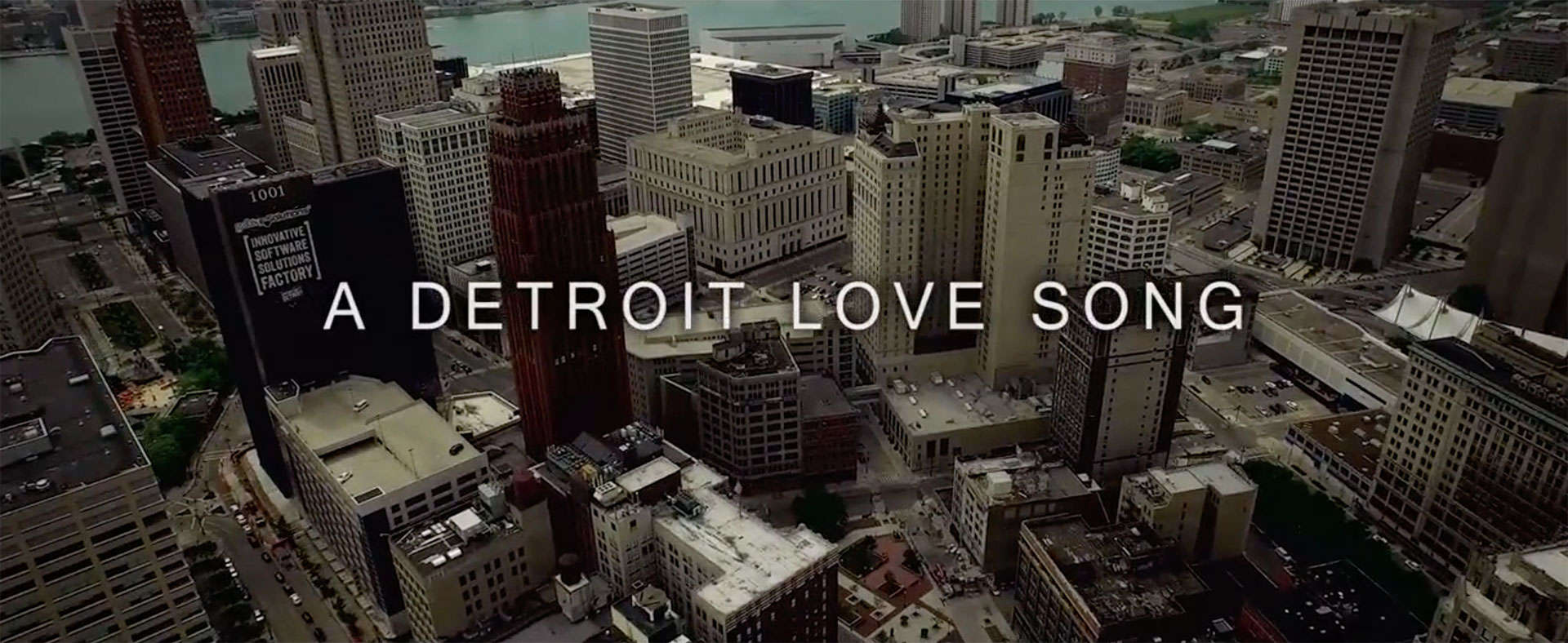 A Detroit Love Song Tracy Reese Fall 2016